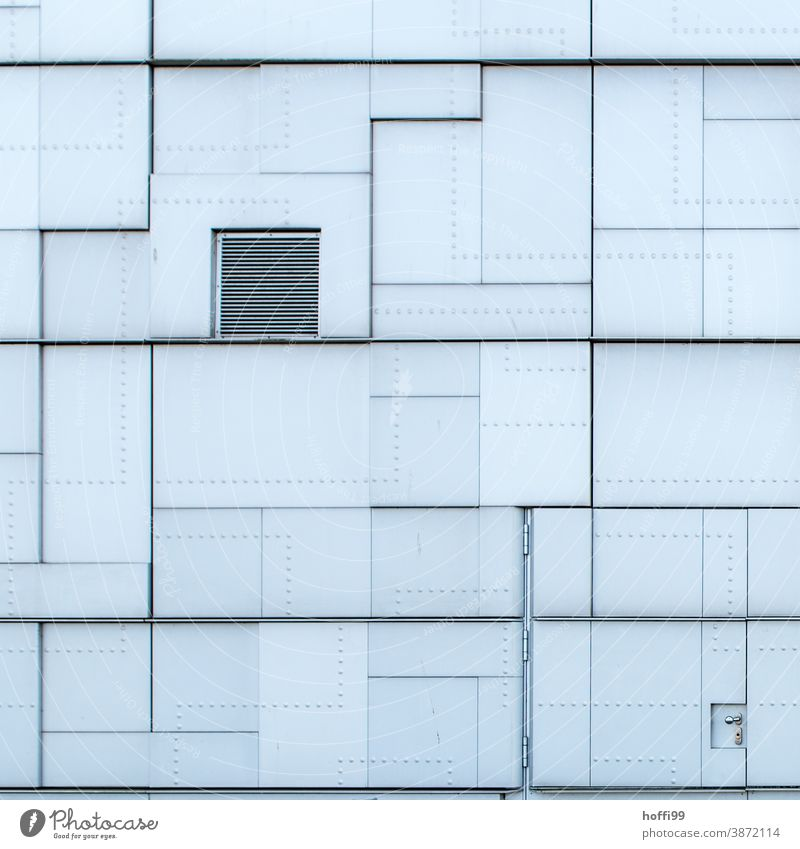 modern facade Cladding Pattern Metal Architecture Facade Symmetry Abstract Building Window Modern Design Line urban architectonically Urbanization Minimalistic
