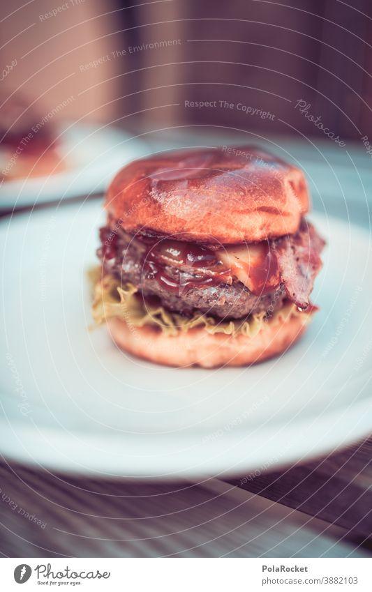 #A0# Deserved burger Eating Fast food bacon Food Nutrition Rich in calories Calorie unhealthy diet Delicious burger meat Burgerlove burger buns Detail Appetite