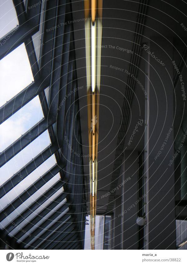 White Yellow Lamp Window Gray Architecture Dining hall Skylight Glazed facade