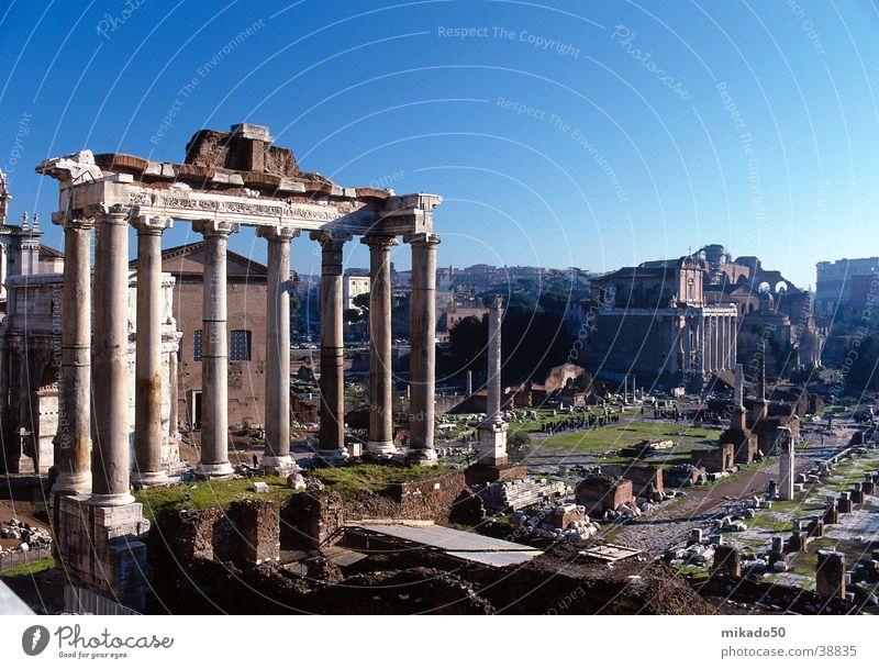Sky Green Blue Vacation & Travel Stone Europe Rome