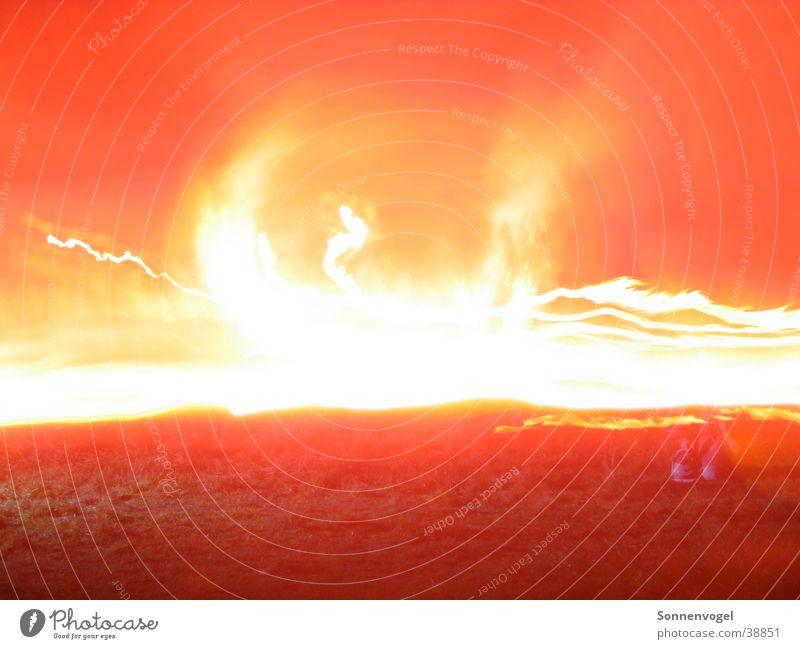 Warmth Blaze Burn Flame Spark Night shot Cologne Flicker the tongue St-Martin