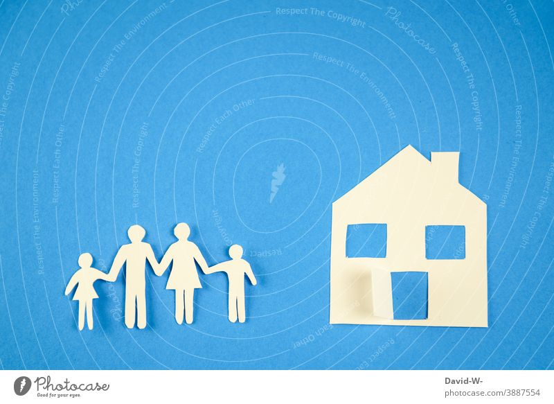 Family and home at home House (Residential Structure) Home people at the same time Quarantine out dwell Real estate market real estate in common Stick figure