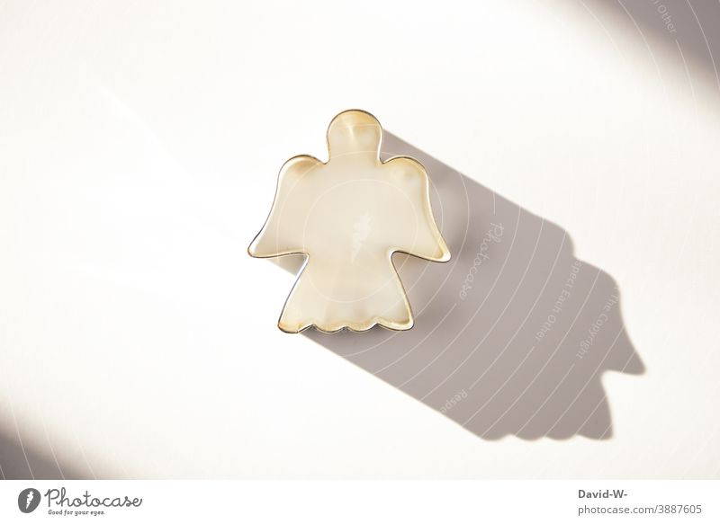 Angel cookie cutter for Christmas Christmas & Advent Christmassy bake cookies Anticipation christmas time Christmas baking Christmas decoration