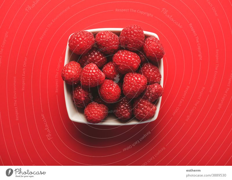 closeup of raspberries in a bowl fruit raspberry isolated macro raspberries isolated healthy food sweet raspberries fresh berries ripe raspberries