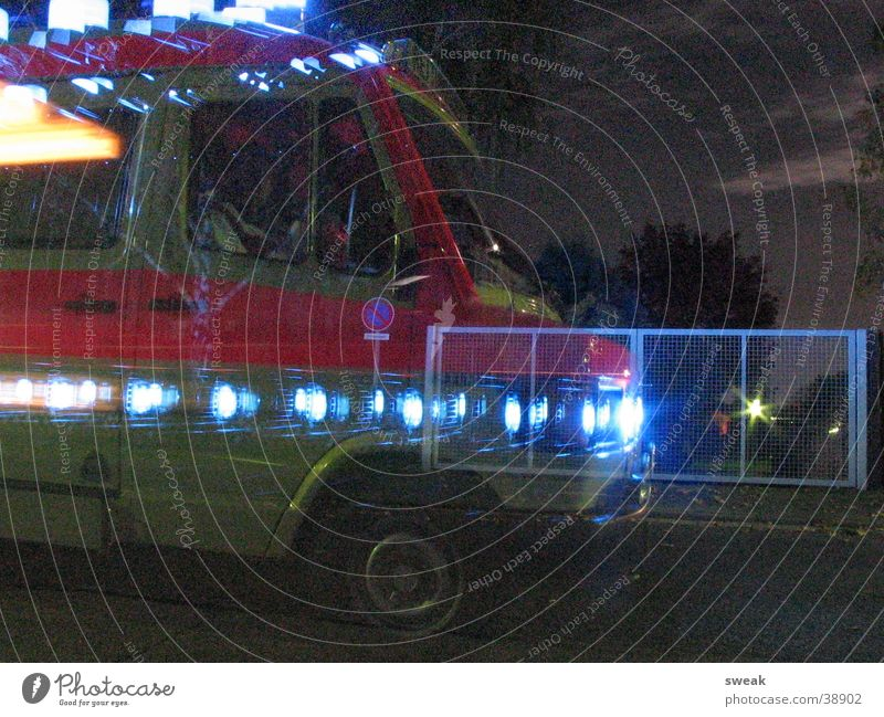 Special signal #2 Ambulance Warning light Medic Group special signal Deployment painter Help
