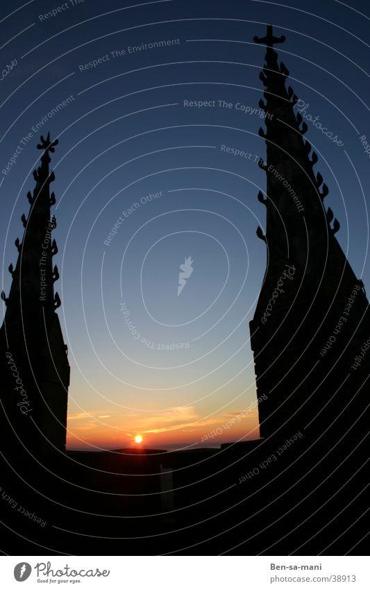 Sky Blue Calm Cold Religion and faith Architecture End Threat God Deities