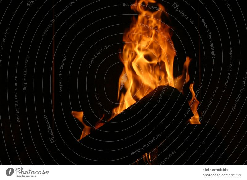 Wood Blaze