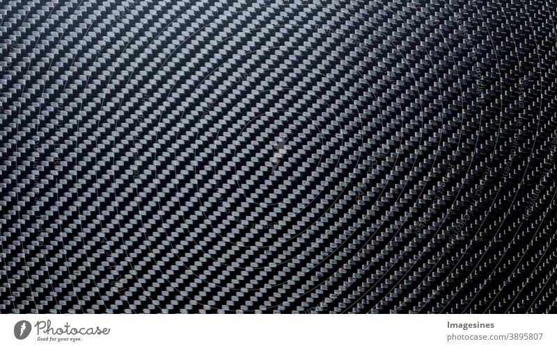 Abstract composite carbon background. Carbon fiber texture. Visual Distortion. Geometric pattern Composite material Plastic Carbon fibres Material