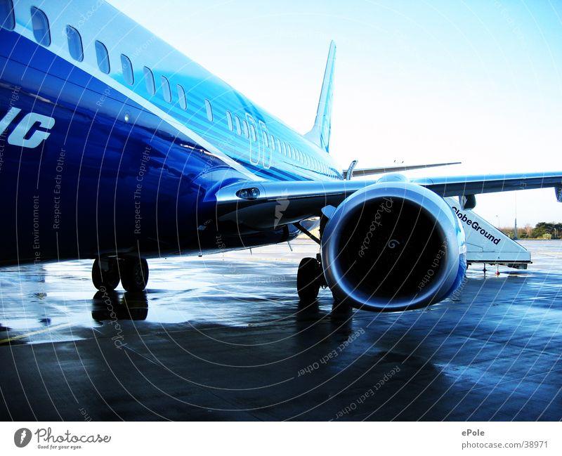 Boeing 737 Airplane Design Aviation