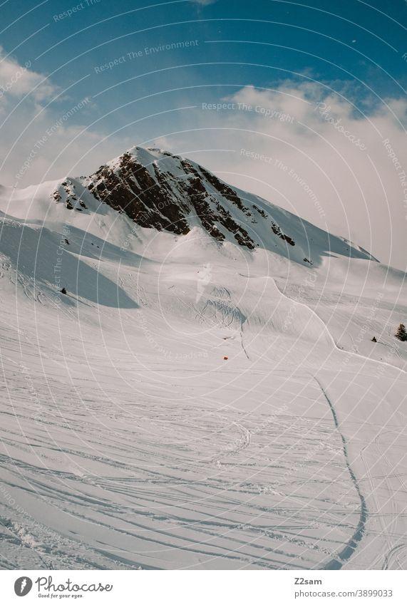 Südtiroler Skigebiet | Ratschings erholung südtirol italien natur skifahren snowboarden wintersport landschaft winterlandschaft kälte schnee tourismus ausflug