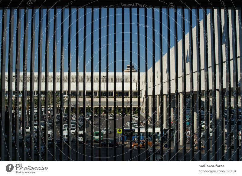 Building Architecture Airport Majorca