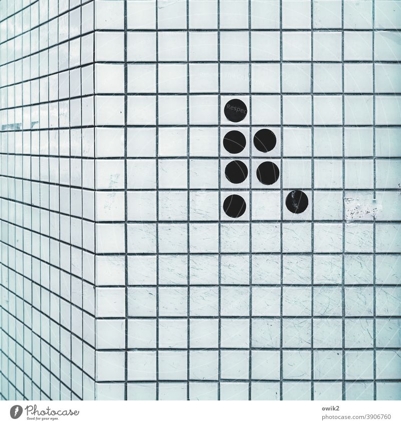 go Wall (building) Corner Hamburg lines points Abstract Simple squares a lot puzzling Unclear Geometry Minimalistic Background picture Design Line Pattern