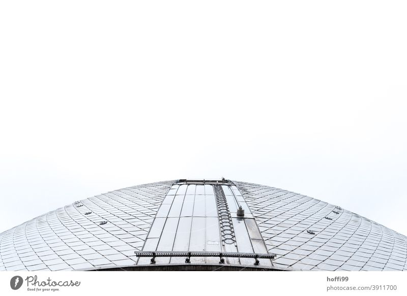 futuristic roof construction Roof Glass Roof construction Abstract Curved Facade Surrealism minimalism Minimalistic lines architectural photography Urbanization