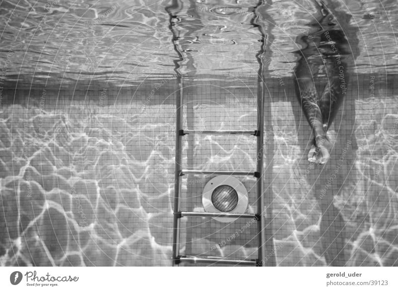 Water Summer Calm Sports Feet Swimming pool Majorca