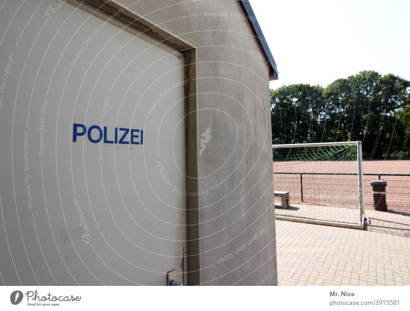 systemrelevant I your friend and helper Police Force Safety Protection Characters awake Sporting grounds Politics and state Sporting Complex Signs and labeling