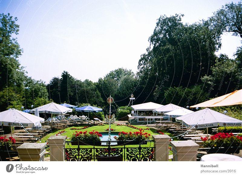 Garden Beer garden