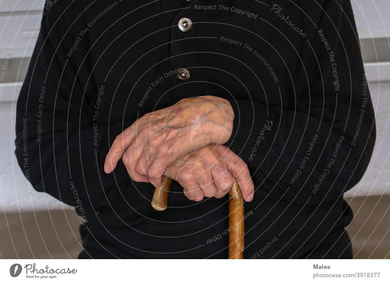 Hands of an old man hands Man wrinkled Life people Senior citizen Old person more adult Fingers Close-up Lifestyle masculine Skin human Healthy Body