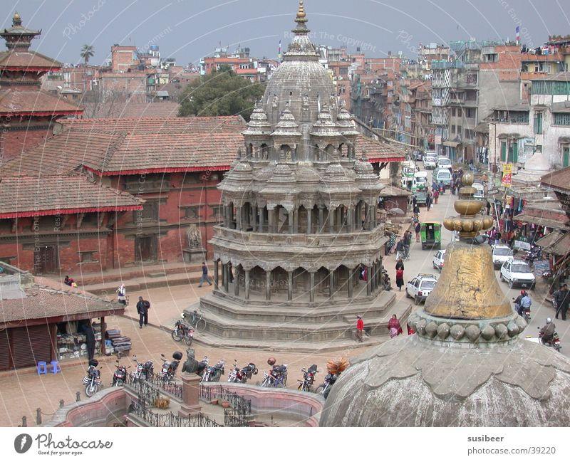 Patan Durbar Square Nepal Kathmandu Town Success