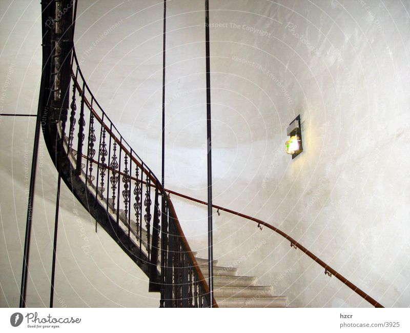 academy staircase Handrail