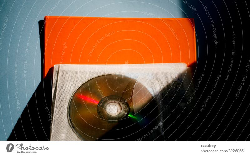 Compact disc technology datum dvd music information software shiny blank circle compact disc cut out media storage cd disk empty single white design digital