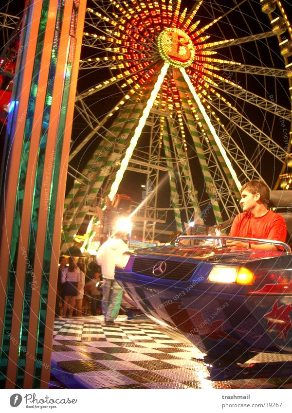 funfair Fairs & Carnivals Ferris wheel Leisure and hobbies Fear Light