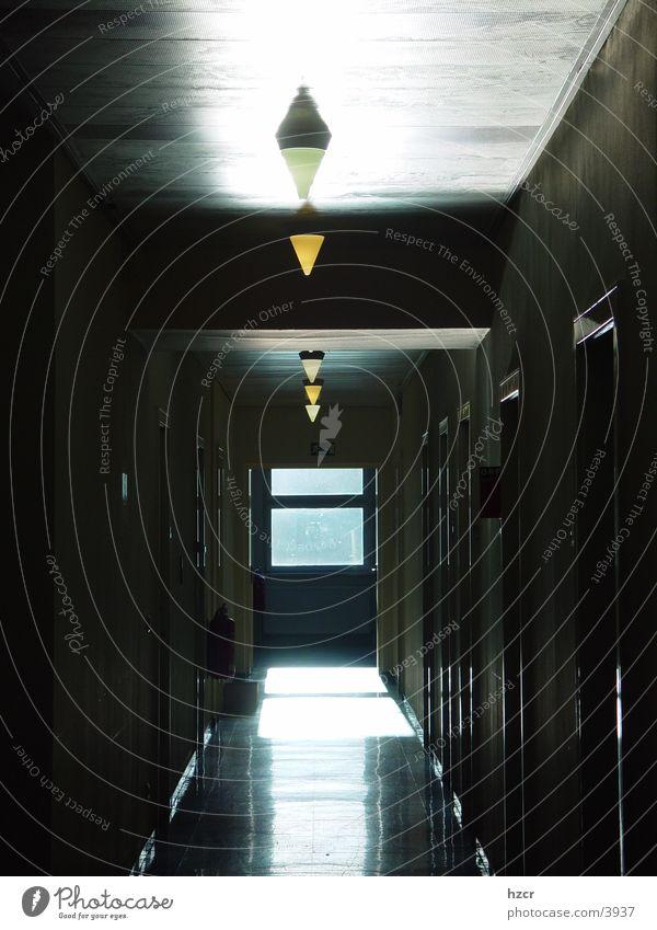 Architecture Hallway