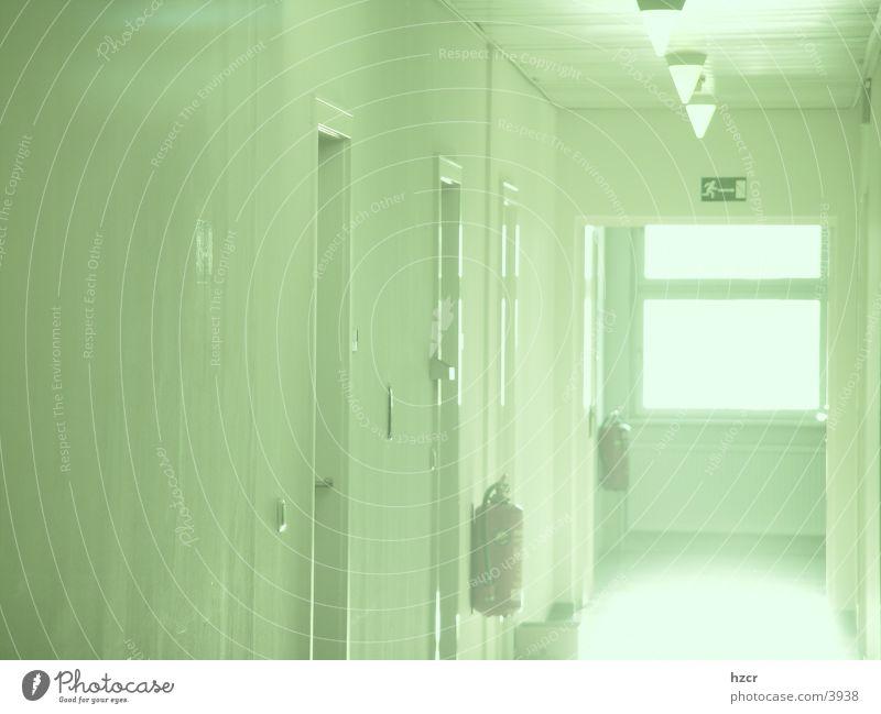 Architecture Hallway Night shot