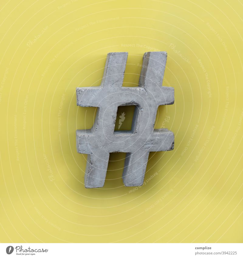 Hashtag from #Concrete Copy Space bottom Copy Space top Copy Space left Copy Space right Colour photo blog Blog Position Meta tag Internet hash day Write