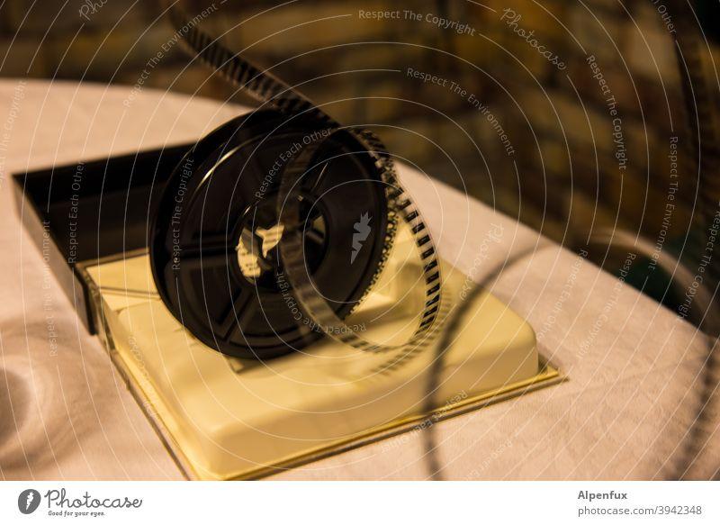 FILM AB Film rolls movie Film industry Super 8 Video camera Cinema Colour photo Media Filming Filmstrips film camera Leisure and hobbies Interior shot 8mm