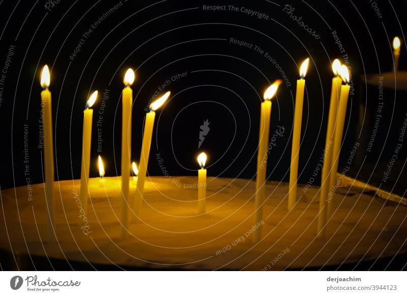 Sacrificial candles -or in memory- religion Belief Prayer Church Religion and faith Symbols and metaphors Light Spirituality Grief pray Burn commemoration Calm
