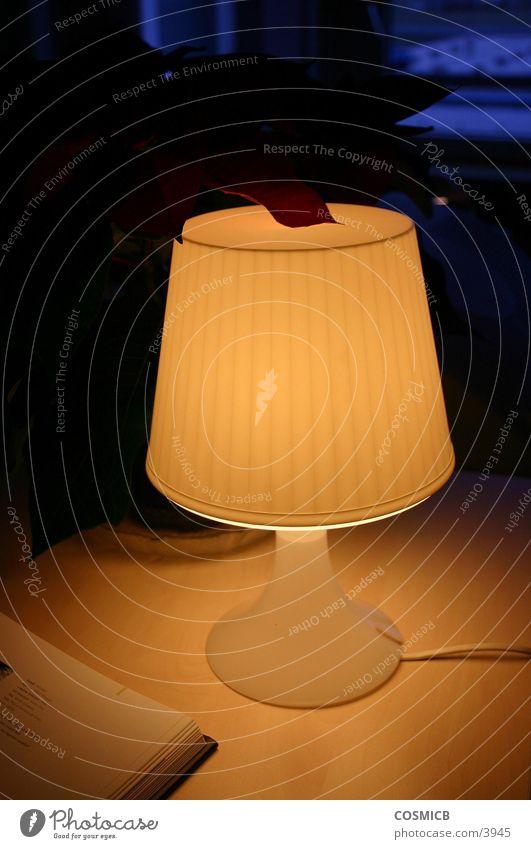 Calm Lamp Bright Living or residing