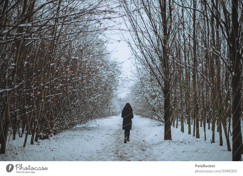 #A+# Woman in the woods leaving. Hey, wait! Walking Winter Winter vacation Winter mood Winter's day Winter forest winter Winter walk To go for a walk out chill