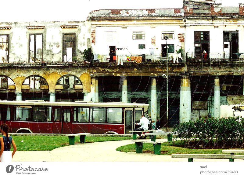 cuba 2 Cuba Central America Town Street Architecture