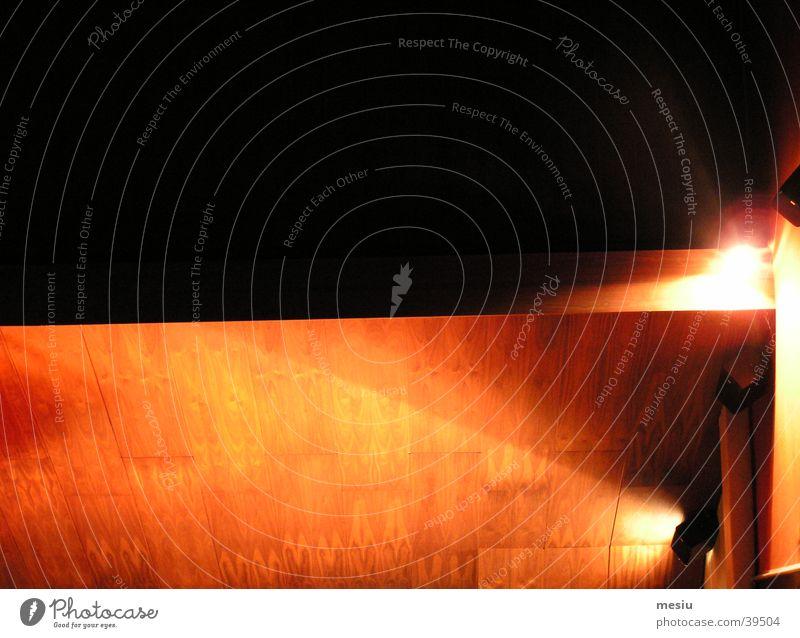 At the cinema Cinema Wood Light Physics Dark Architecture Warmth
