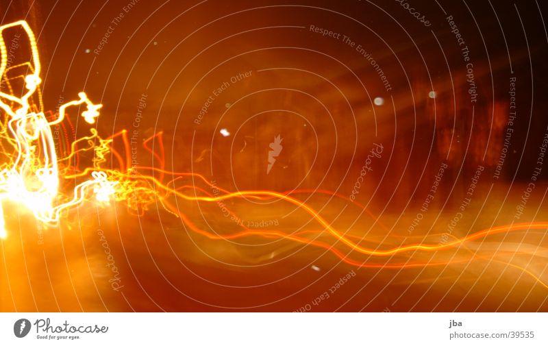 Long-term_1 Long exposure Light Waves Night Street