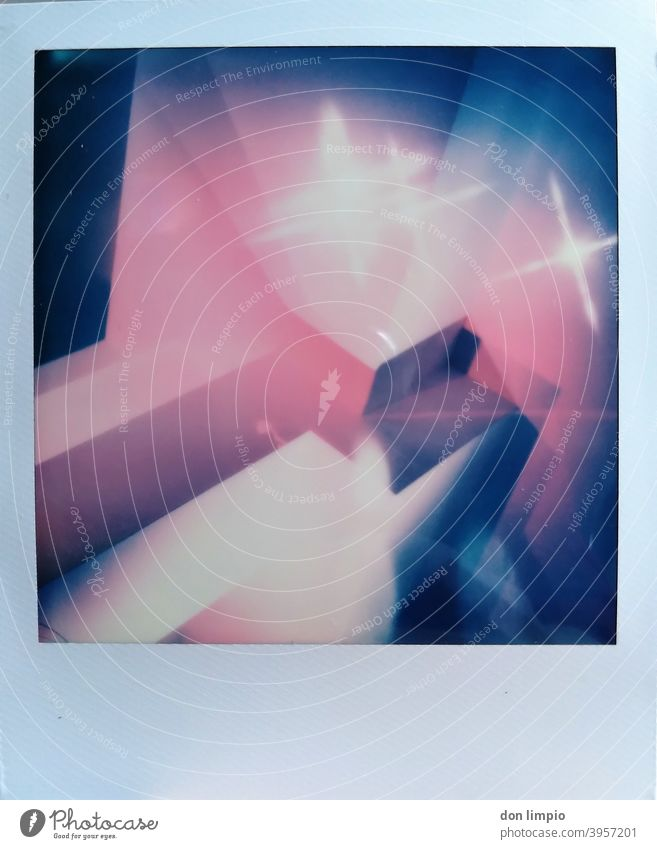 instant, stars, corners, shadows and color. the picture is ready! Architecture Polaroid Corners colors Shadow