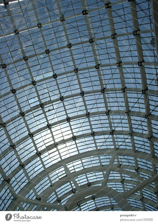 Frankfurt Fair 01 Trade fair Roof Sun Geometry Architecture Light Shadow New building