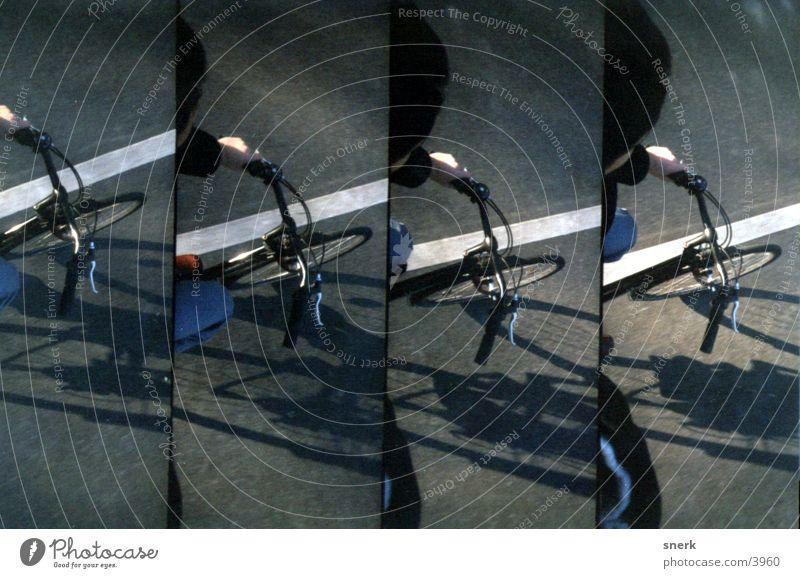 Topview Bike Transport Lomography