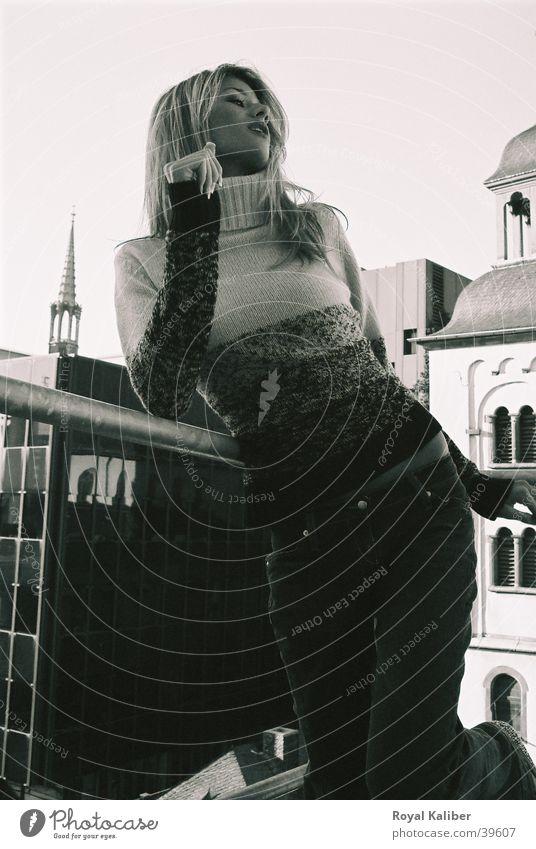 Woman Feminine Model Detached