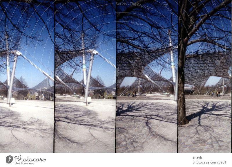 Olympic Park Munich Places Lomography Architecture