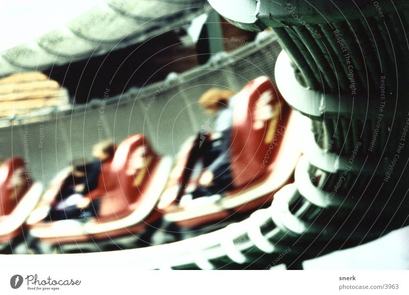 roller coaster Human being   Technology