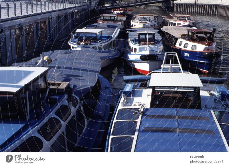 Water Watercraft Hamburg Harbour Launch