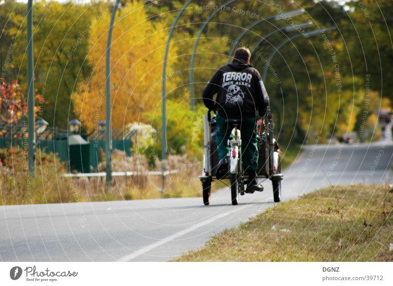Human being Man Nature Bicycle Speed Joke Terror