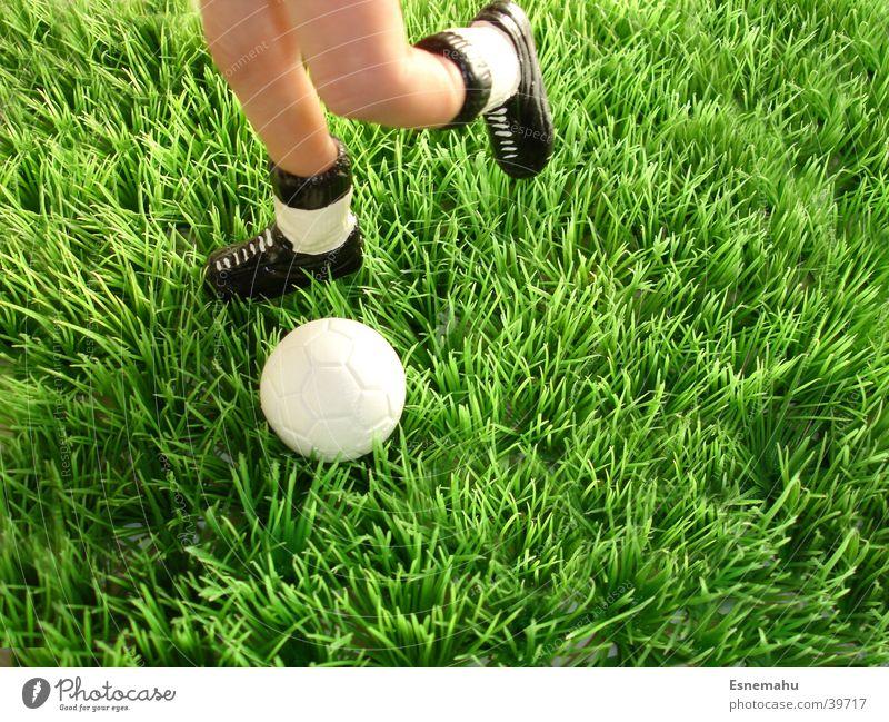 Hand White Green Black Sports Playing Feet Footwear Legs Soccer Skin Walking Fingers Speed Ball Lawn