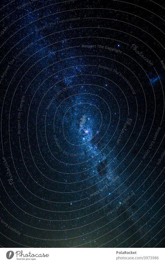 #AS# Miracle of heaven Milky way campervan Camper outdoor Starry sky Stars Night Night sky Starlit Universe Long exposure travel Overpowered