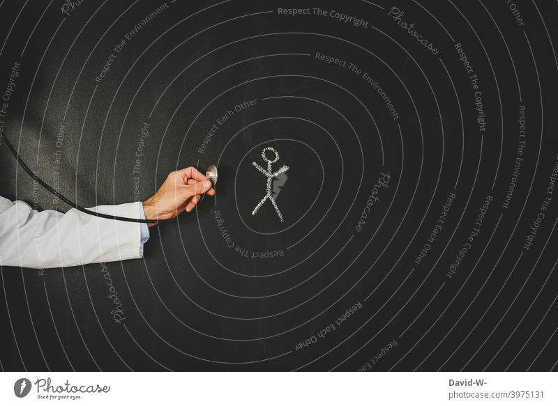 Man is examined by a doctor Human being investigation Doctor Illness coronavirus pandemic Healthy Stethoscope medicine Patient Health care Virus Sick symptoms