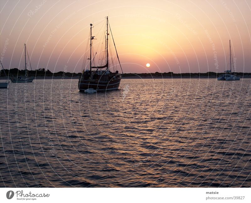 sunset33 Sunset Ocean Vacation & Travel Europe Idyll
