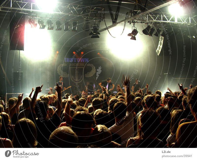 Ibbtown punk rock Bielefeld Punk rock Concert Hardcore Shows Light Action Music donots Human being Dance