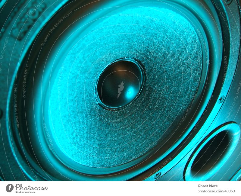 We need Bass! Music Black Beat Entertainment Loudspeaker Double bass Blue