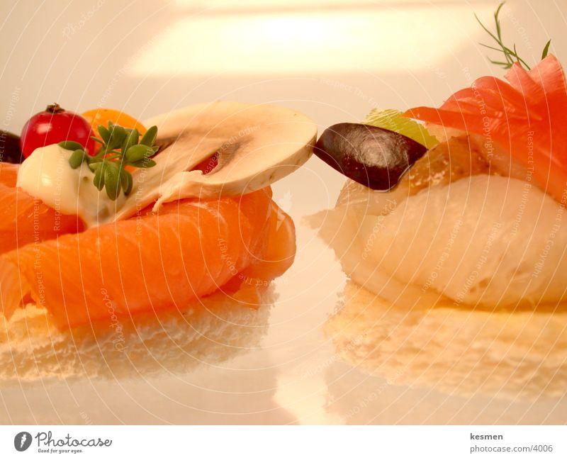 ++++++ GOURMET FABRIC +++++++++ Salmon Halibut fish Gourmet Gorgonzola Nutrition Finger food Fish